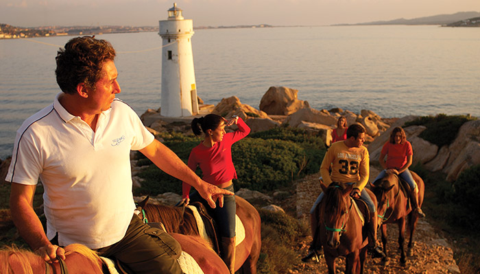 If you love doing sports and outdoor activities the Palau Hotel for children offers a wide range of things to do with the family in the North of Sardinia.