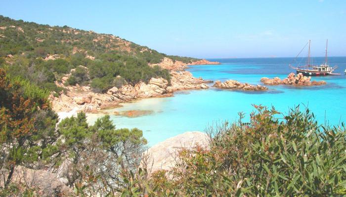 Arcipelago Delle Meraviglie Nel Nord Sardegna Settembre Al