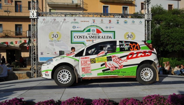 1° Historic Costa Smeralda Rally North Sardinia, Palau 5-8 June 2014